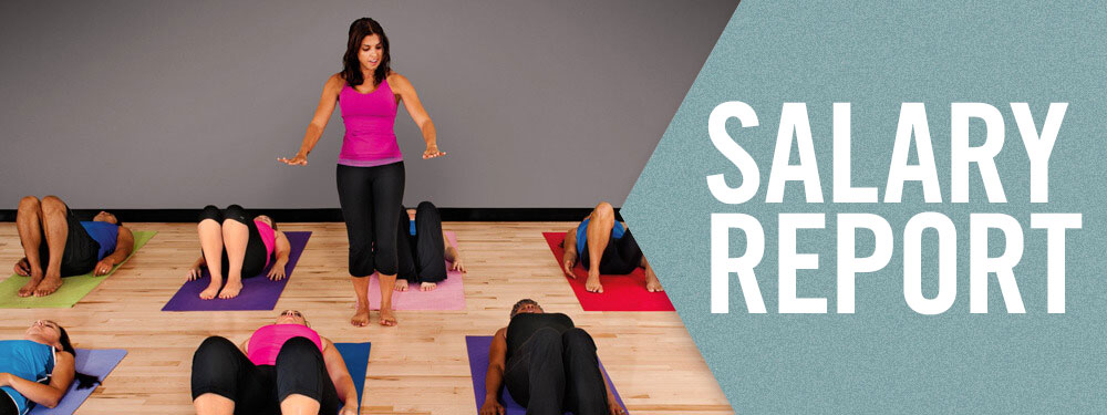 Group Fitness Instructor Salary Center