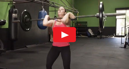 ACE Technique Series: Barbell Clean and Jerk
