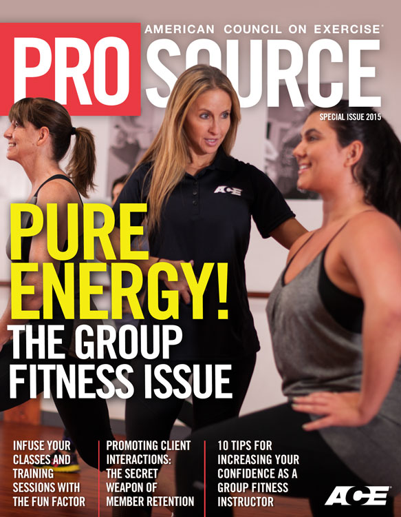Group Fitness Special Issue