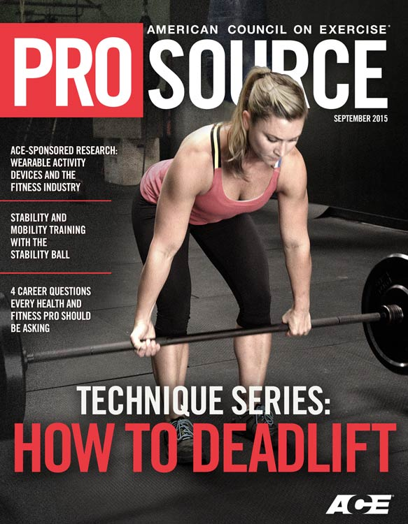 ProSource: September 2015